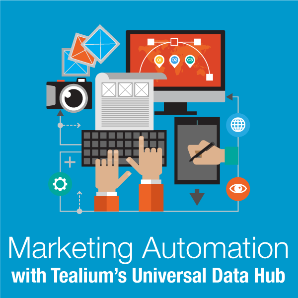 Take Your Automated Marketing to the Next Level with Tealium's Universal Data Hub