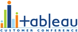 Tableau Customer Conference Logo