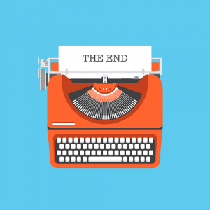 The End Data-Driven Storytelling Series