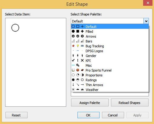 tableau 201 how to add instructions using custom shapes