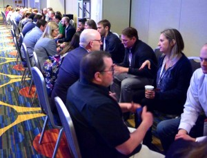 Speed Networking - eMetrics Summit