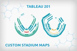 Tableau Stadium Maps