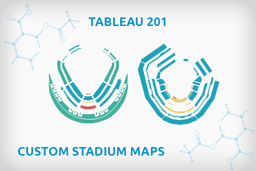 Tableau 201: How to Make Small Multiple Stadium Maps