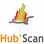Logo Hub'Scan Partnership