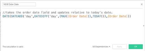 Order Date