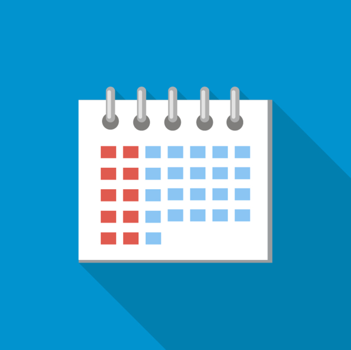COVID-19 Calendar Timeline Data for Analysts