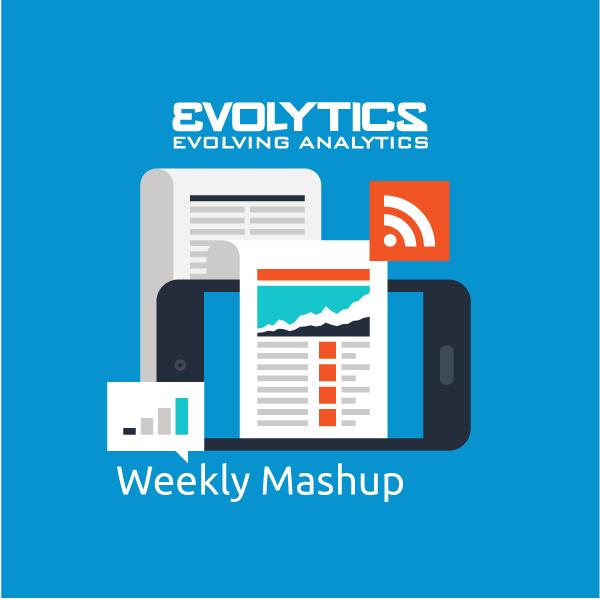 Weekly Mashup May 17 - Evolytics | Data Analytics