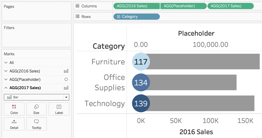 Adjusting Space Around Circle Index in Placeholder Tableau