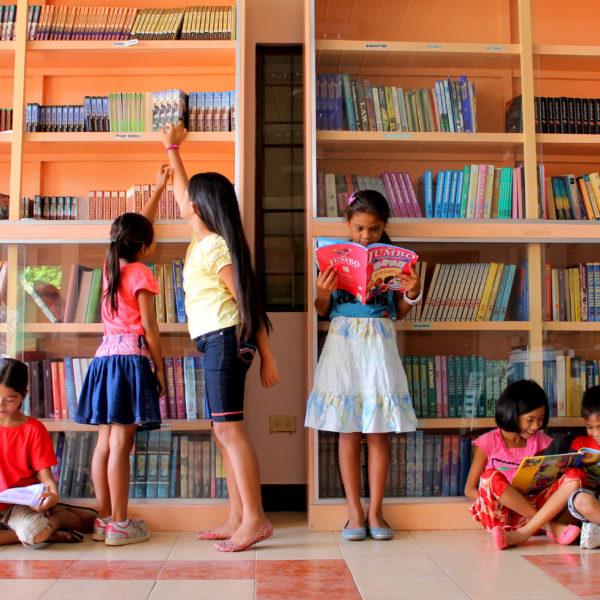 Children International Library in the Philippines