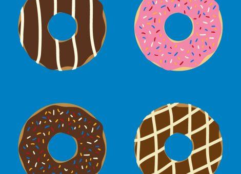 New Business Donut Evolytics Tradition