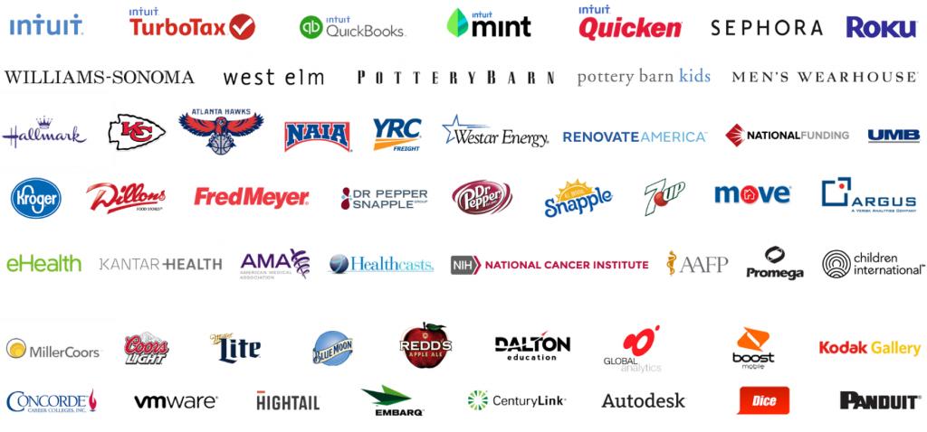 Evolytics Brands we Impact Logos