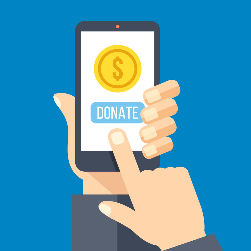 Turning Data into Donations